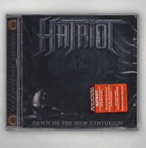 Hatriot - Dawn Of The New Centurion CD