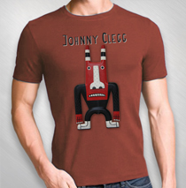 Johnny Clegg - Men's Cedar Totem Tee