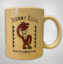 Johnny Clegg - 2014 North American Tour Mug