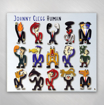 Johnny Clegg - Human - Music CD