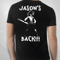 Jason Newsted - Men's Jason's Back Tee