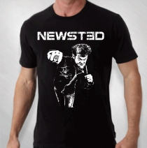 Jason Newsted - Men's Punch Tee
