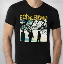 Echobrain - Photo Album Cover Tee