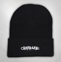 Chophouse - Embroidered Cuff Beanie