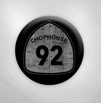 Jason Newsted and the Chophouse Band - 92 Button Badge