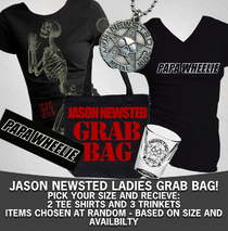 Jason Newsted - The Newsted Ladies Grab Bag