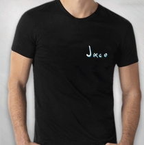 Jaco Pastorius - Word Of Mouth Black Tour Tee
