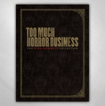 Kirk Von Hammett - Too Much Horror Business - The Book
