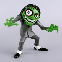 Kirk Von Hammett - Green Soft Vinyl Toy