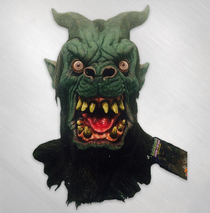 Kirk Von Hammett - The Demon's Curse Mask