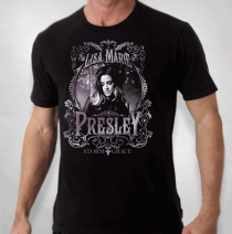 Lisa Marie Presley - Photo Tee