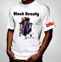 Love - Black Beauty Album Tee