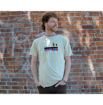 Noise Pop 2010 Light Green Tee