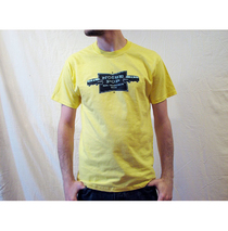Noise Pop 2004 Yellow Tee