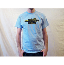 Noise Pop 2004 Blue Tee