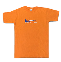 Noise Pop 2002 Orange Tee