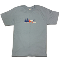 Noise Pop 2002 Light Blue Tee