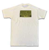 Noise Pop 2000 Chicago White Tee