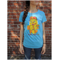 Noise Pop 2014 Ladies Blue Tee