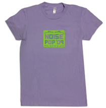Noise Pop 2009 Ladies Lavender Tee