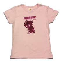 Noise Pop 2008 Ladies Pink Tee