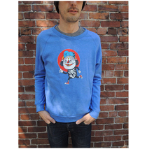Noise Pop 2014 Blue Sweatshirt