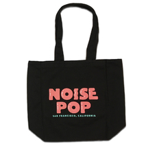 Noise Pop 2015 Black Tote