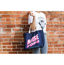 Noise Pop 2016 Blue Tote