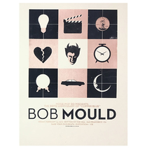 Noise Pop 2012 Bob Mould Poster
