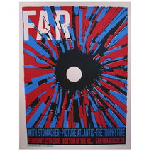 Noise Pop 2010 Far Poster