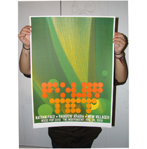 Noise Pop 2010 Four Tet Poster