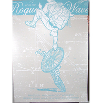 Noise Pop 2010 Rogue Wave Poster