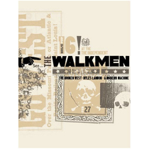 Noise Pop 2008 The Walkmen Poster