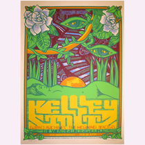 Noise Pop 2008 Kelley Stoltz Poster