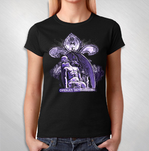 Operation: Mindcrime - Women's Kiss of Death Tee