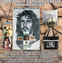 .Ted Neeley  -  Superstar Platinum VIP Experience