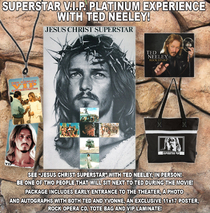 Ted Neeley - Superstar Platinum VIP Experience