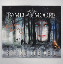 Pamela Moore - Behind The Veil CD Autographed