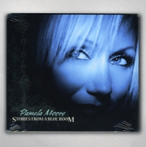 Stories From A Blue Room CD -Pamela Moore