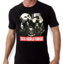 Q5 - New World Order Tee