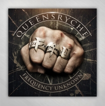 Queensryche - Frequency Unknown CD