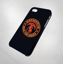 Queensryche - Rage For Order I-Phone Case
