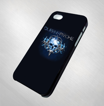 Queensryche - Tribal Skull I-Phone Case