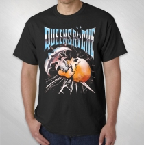 Queensryche - 2015 Impaler Summer European Tour Tee