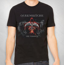 Queensryche -   2019 Men's The Verdict Tour Tee (Feb - Jul)