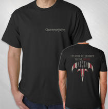 Queensryche -  2019  Pledge Tee