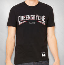 Queensryche - Men's Est. 81 Tee