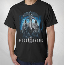 Queensryche - 2020 Men's Twin Reapers Tour Tee