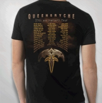 Queensryche - Skeleton Climber Tour Tee