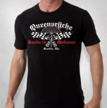 Queensryche - Men's Roads To Madness Tee